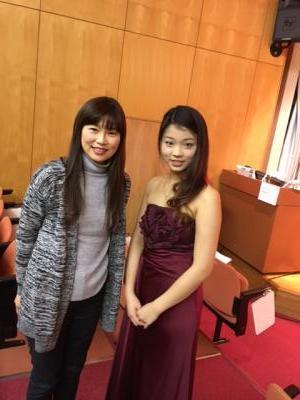 ショパコンインアジア2017 with Mayuka