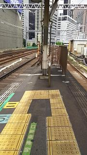 20160824新橋駅(その1)
