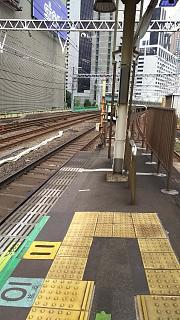 20160824新橋駅(その2)