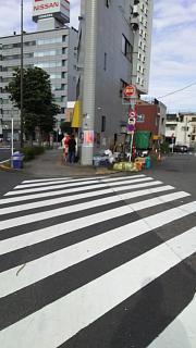 20160910ラーメン二郎三田本店(その1)