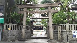 20160917難波八坂神社(その1)