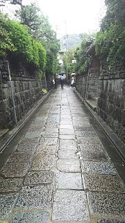 20160918石塀横丁往路(その4)