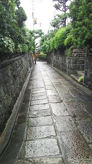 20160918石塀横丁復路(その2)