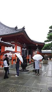 20160919六波羅蜜寺(その1)