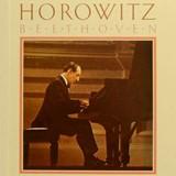 ホロヴィッツ ベートーヴェン「ヴァルトシュタイン 」CBS-SONY