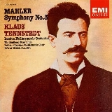 マーラー 第3番_クラウス・テンシュテット ロンドン・フィル 1979年EMI