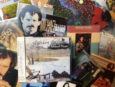マイケル・フランクス 初めてのウインター・アルバム『ウォッチング・ザ・スノー 』・・・ (2)