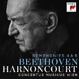 ニコラウス・アーノンクールベートーヴェン交響曲第4番第5番 ソニークラシカル