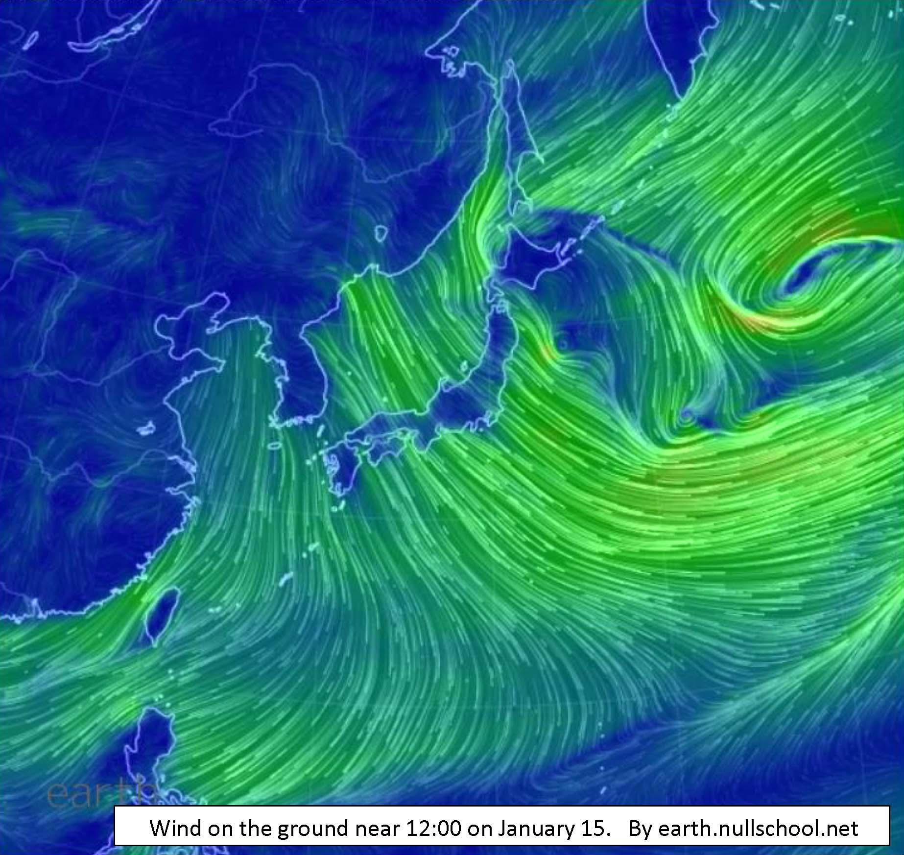■201701151200 地上付近の風