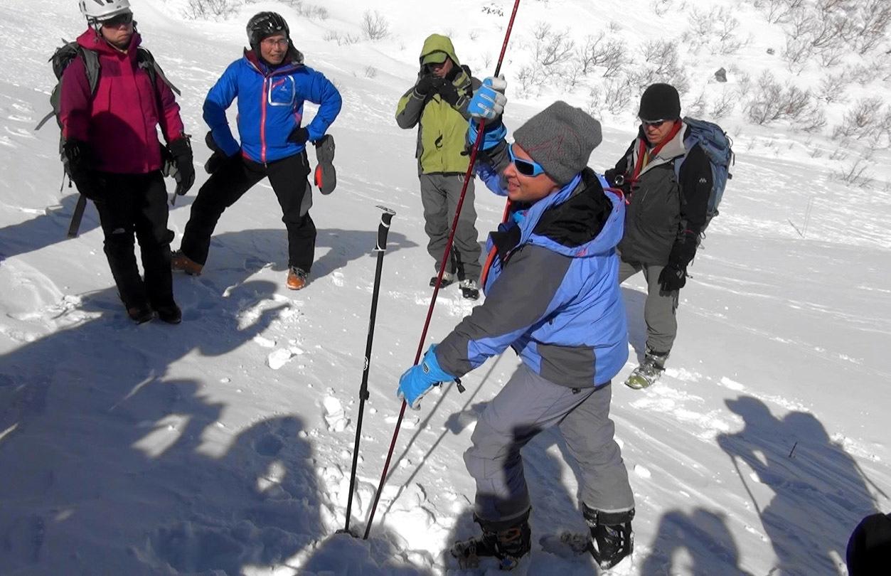国際標準雪崩レスキュー (11)