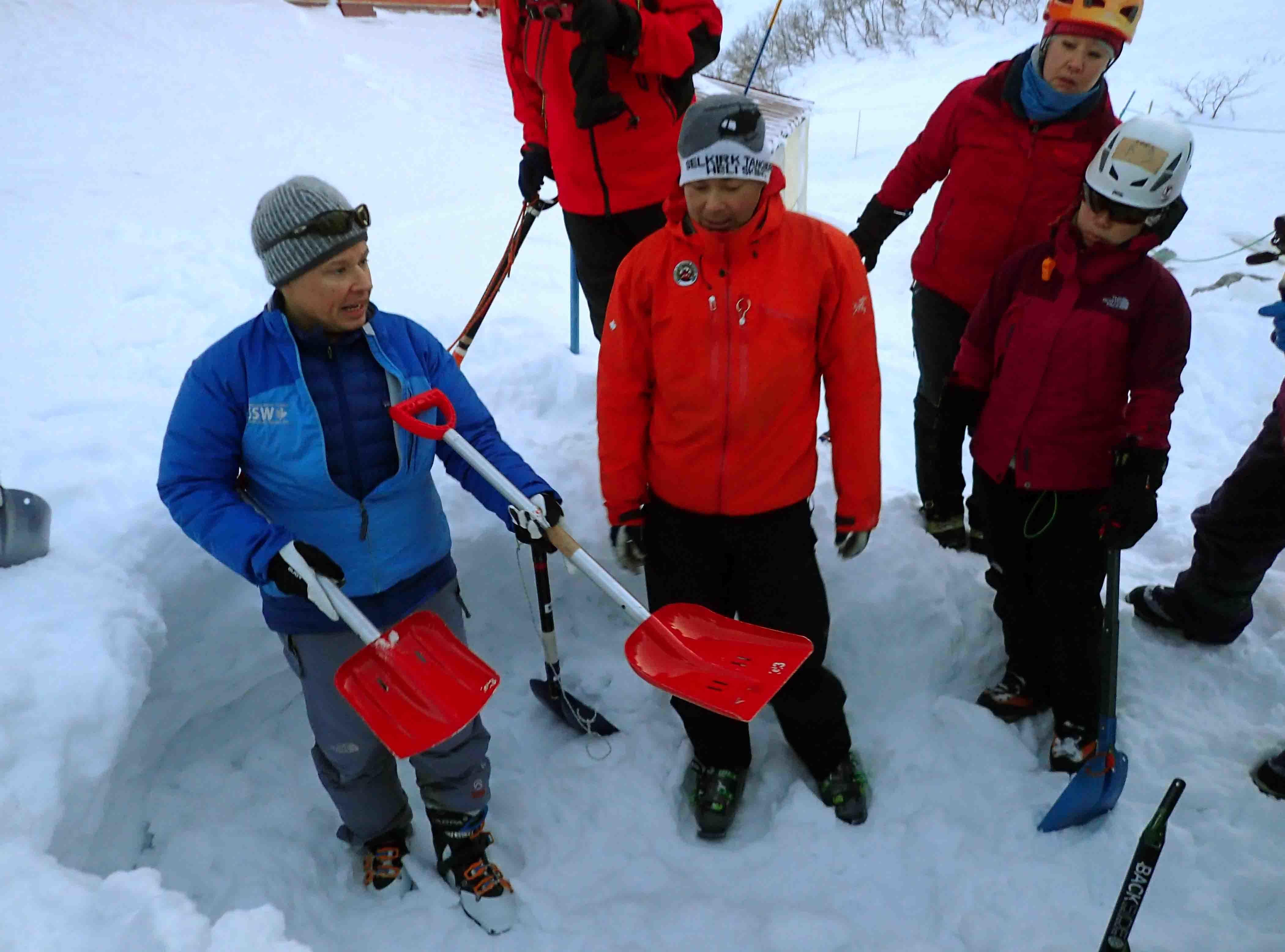 国際標準雪崩レスキュー (16)★