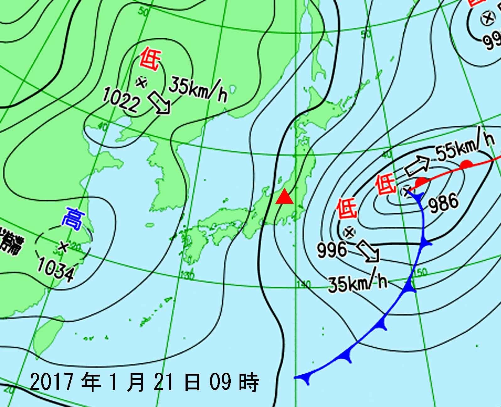 関東ブロック雪崩 初日(1)