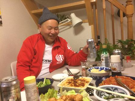 伊藤家の食卓_161205