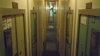 小坂ブルートレインあけぼの8B寝台ソロ廊下