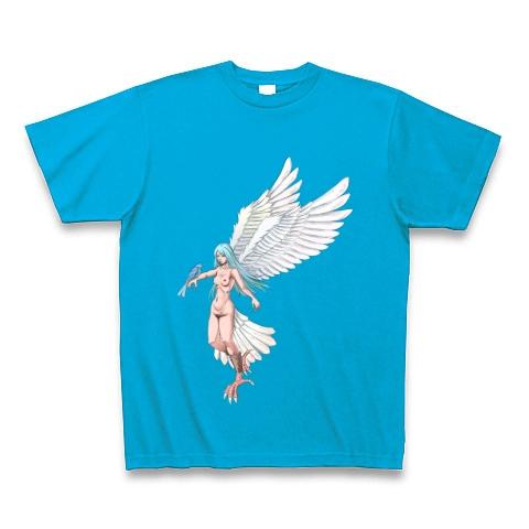 鳥の女 Tシャツ
