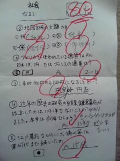 学校居酒屋 テスト
