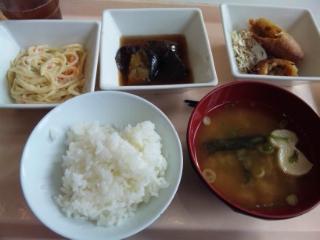神戸学院 学食 20161220