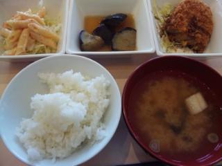 神戸学院 学食 20170111