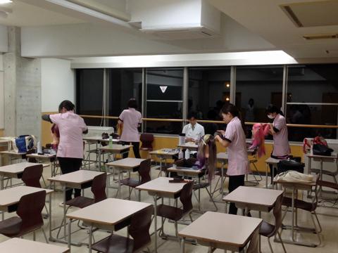 理美容甲子園2016出発前夜1