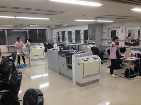 理美容甲子園2016出発前夜3