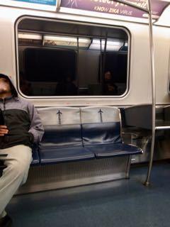 ニューヨーク 電車 - 1