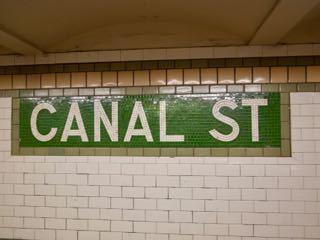 ニューヨーク 地下鉄 - 1