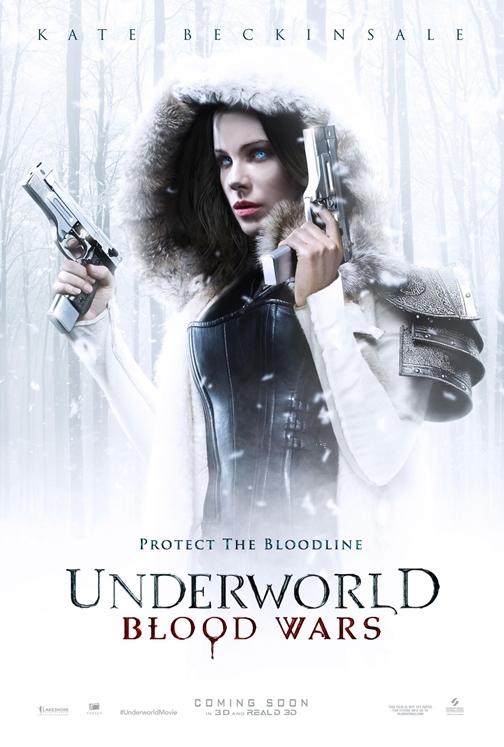 アンダーワールド ブラッド・ウォーズ (2016)