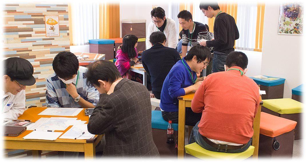 2016-12-18 す箱ディプロマシー大会 作戦会議中-w1070