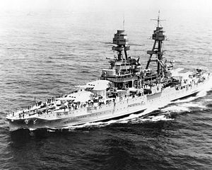 戦艦ペンシルバニア