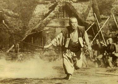七人の侍の志村喬