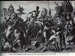 インド大反乱