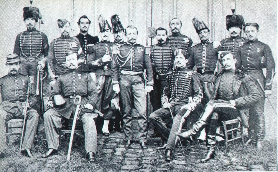 フランス軍事顧問団