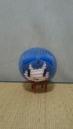 つづみちゃんは毛糸の色変えました 髪の毛の色が薄くなってます