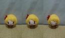 秋姉妹は人気だからな もちろん編みますよ