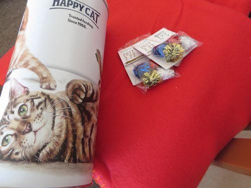 猫の日のプレゼント