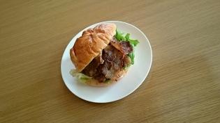 牛焼肉バーガー