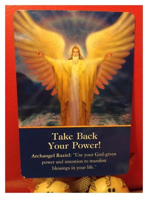 オラクルカード占い ラジエル 電話占い 天使の羽