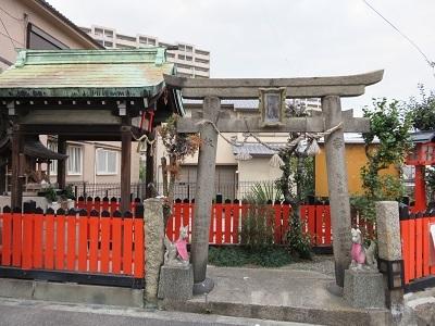 IMG_3173 三郷橋稲荷