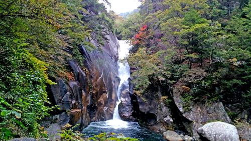 20161030 仙娥滝 (2)