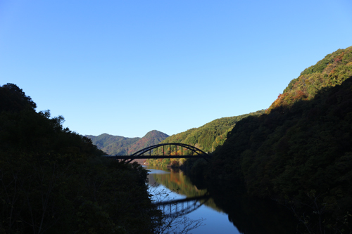 20161103荒川ダム (2)