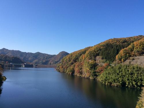 20161113 荒川ダム