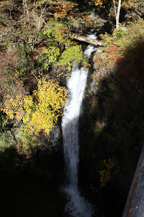 20161113 白髪の滝 (1)
