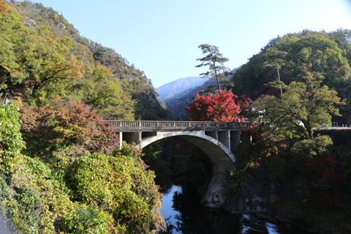 20161113長瀞橋