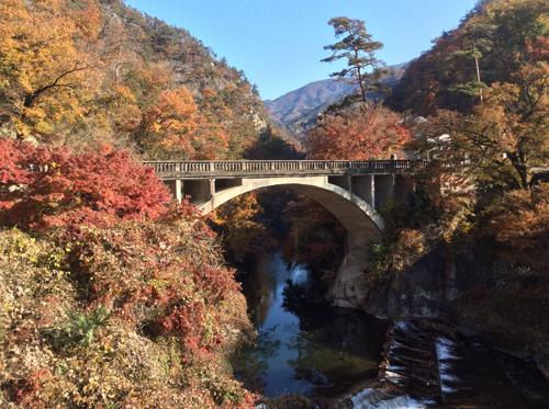 20161126 長瀞橋 (2)