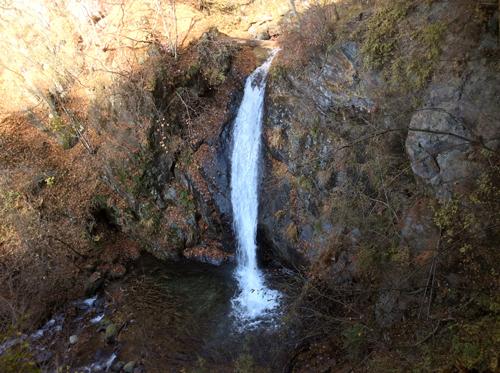 20161126 白髪の滝 (2)