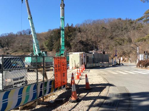 20170128長瀞橋工事 (2)