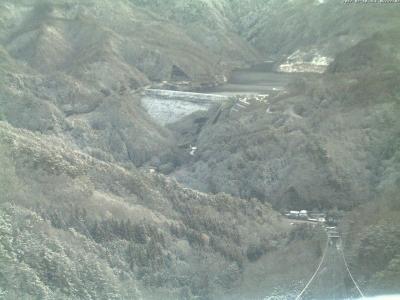 20170210荒川ダム (1)