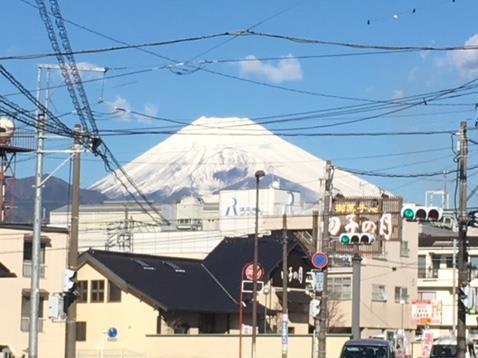 大宮町富士山