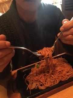 スパゲッティ2
