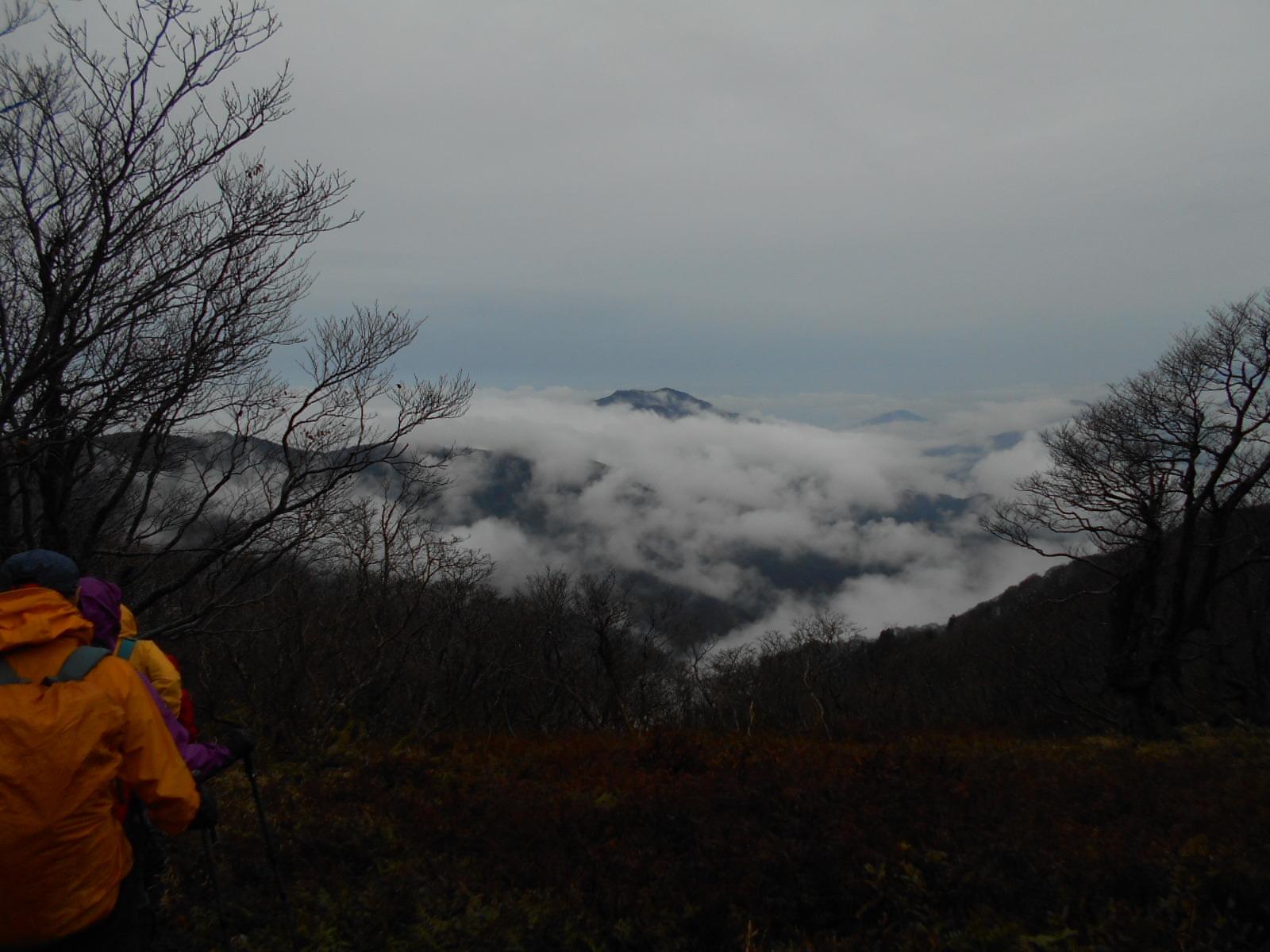 7 天空の雲谷山